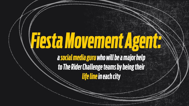 Ford Fiesta Movement Agent
