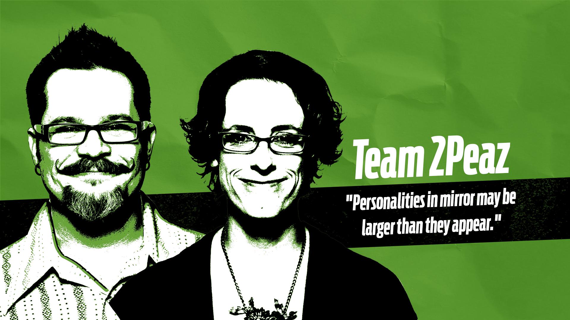 Namecard Team 2Peaz