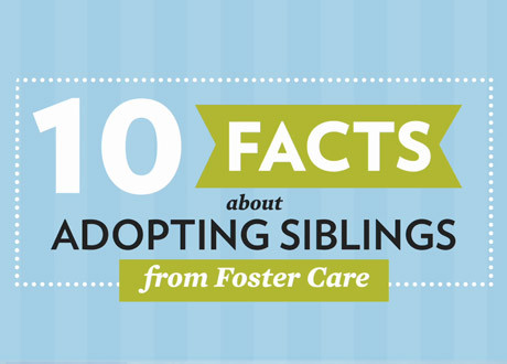 Adopt US Kids 10 Facts about Adopting Siblings from Foster Care