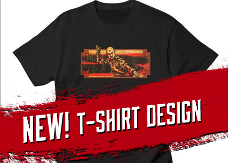 New T-shirt Tai Chi
