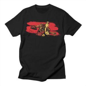 Flying Guillotine T-Shirt