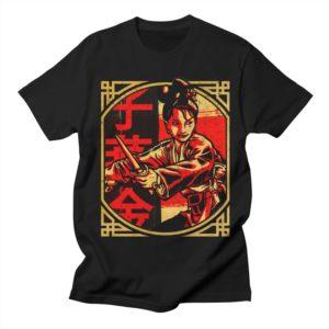 Golden Swallow - Vengeance T-Shirt
