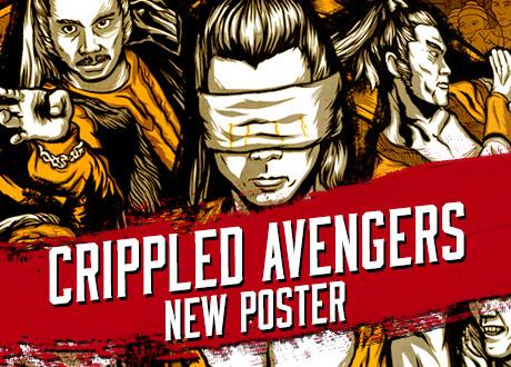 Crippled Avenger New Poster