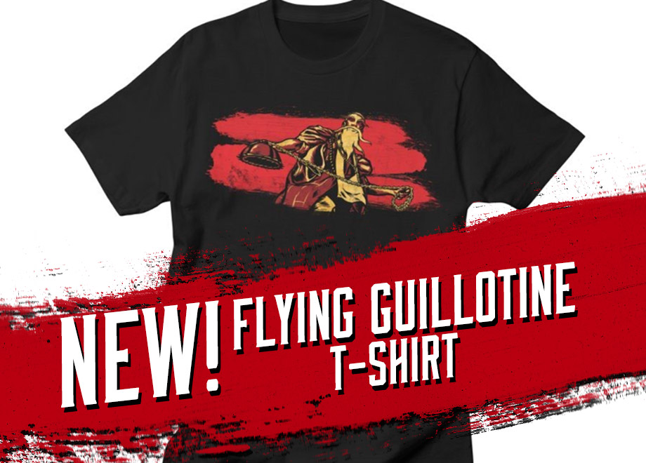 Flying Guillotine T-Shirt