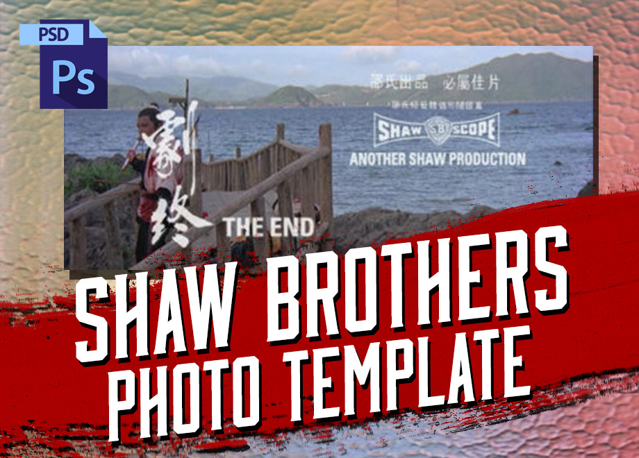 Another Shaw Production PSD Template